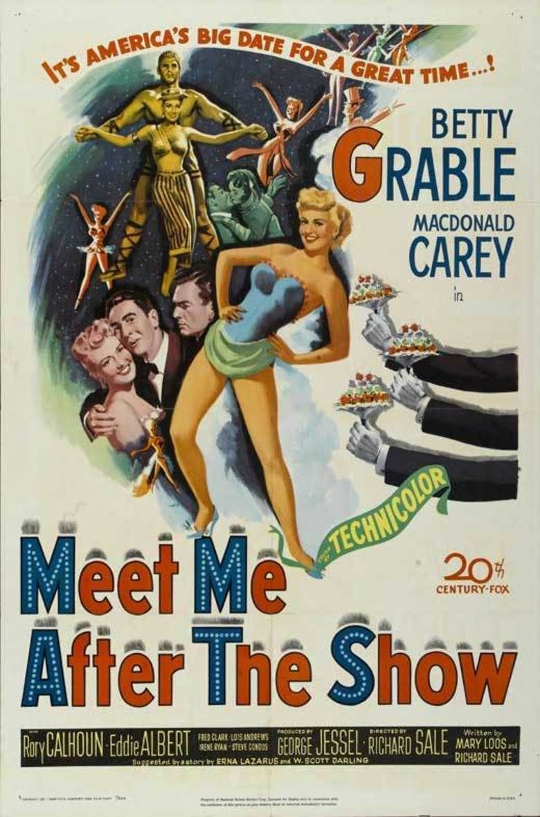 Meet Me After the Show movie poster
