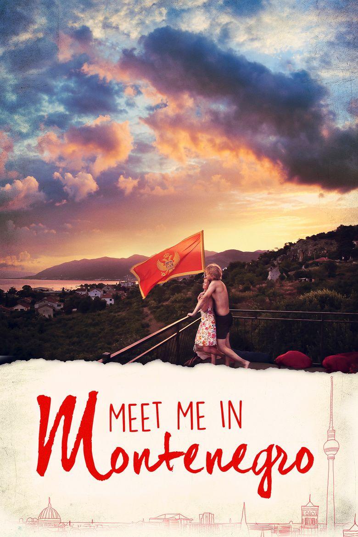 Meet Me in Montenegro movie poster