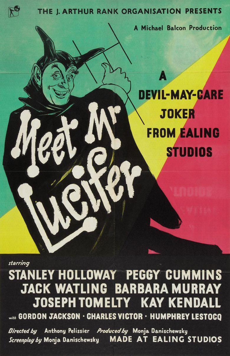 Meet Mr Lucifer movie poster