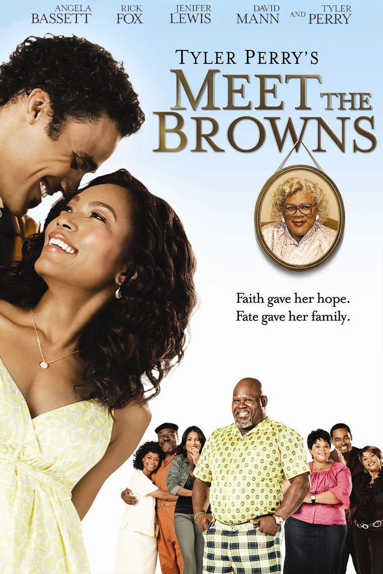 Meet the Browns (film) movie poster