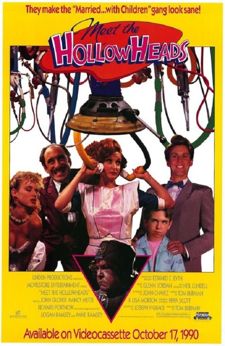 Meet the Hollowheads movie poster