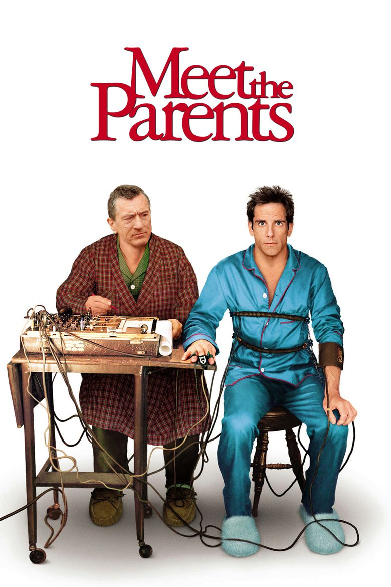 Self disclosure in meet the parents movie