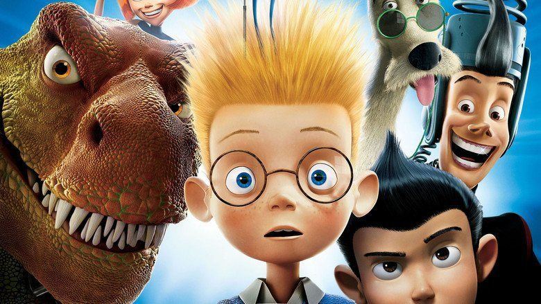 Meet the Robinsons movie scenes