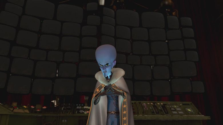 Megamind: The Button of Doom movie scenes