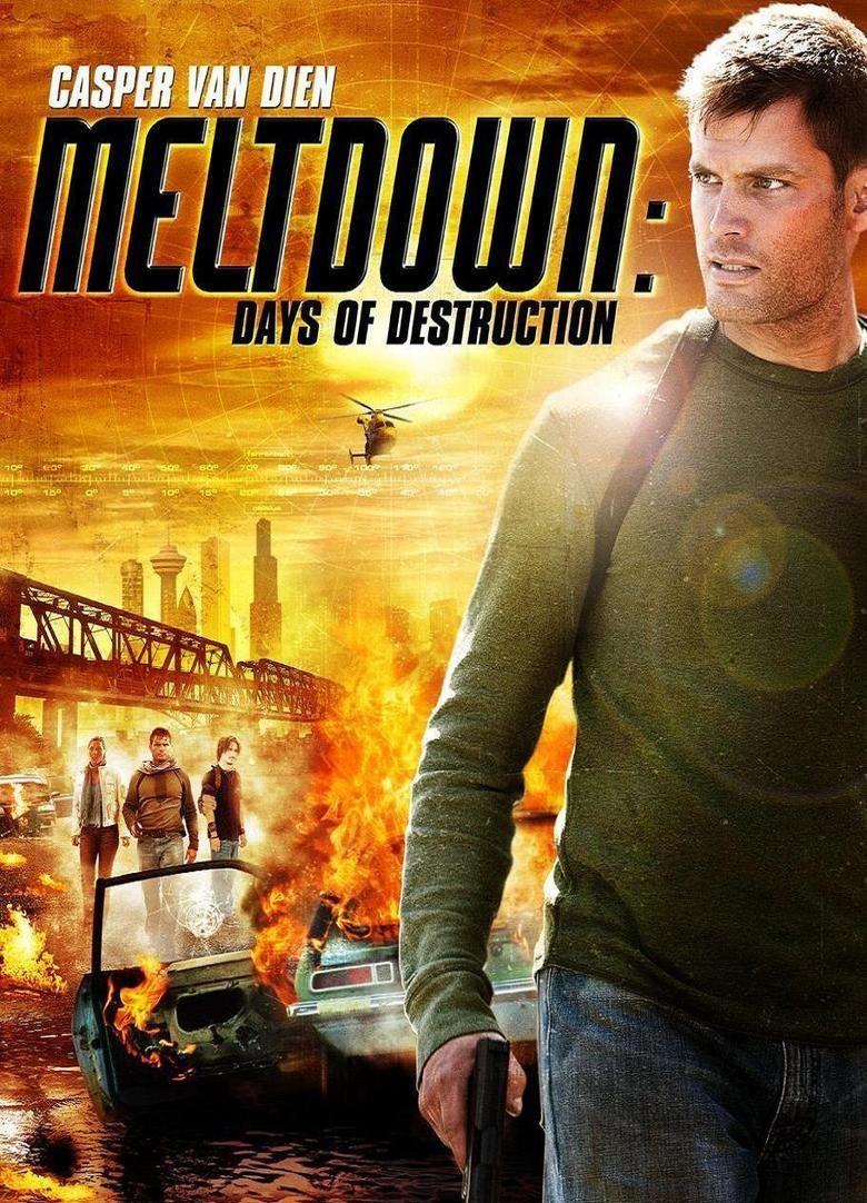 Meltdown: Days of Destruction movie poster