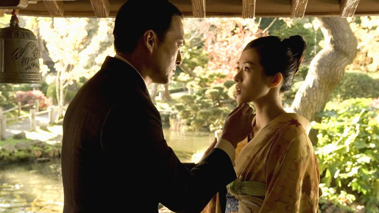 Memoirs of a Geisha (film) movie scenes