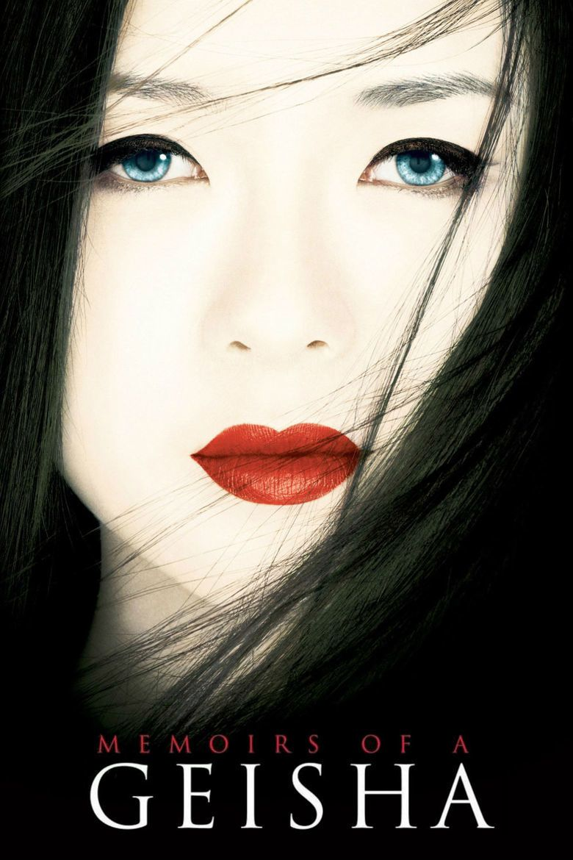 Memoirs of a Geisha (film) movie poster