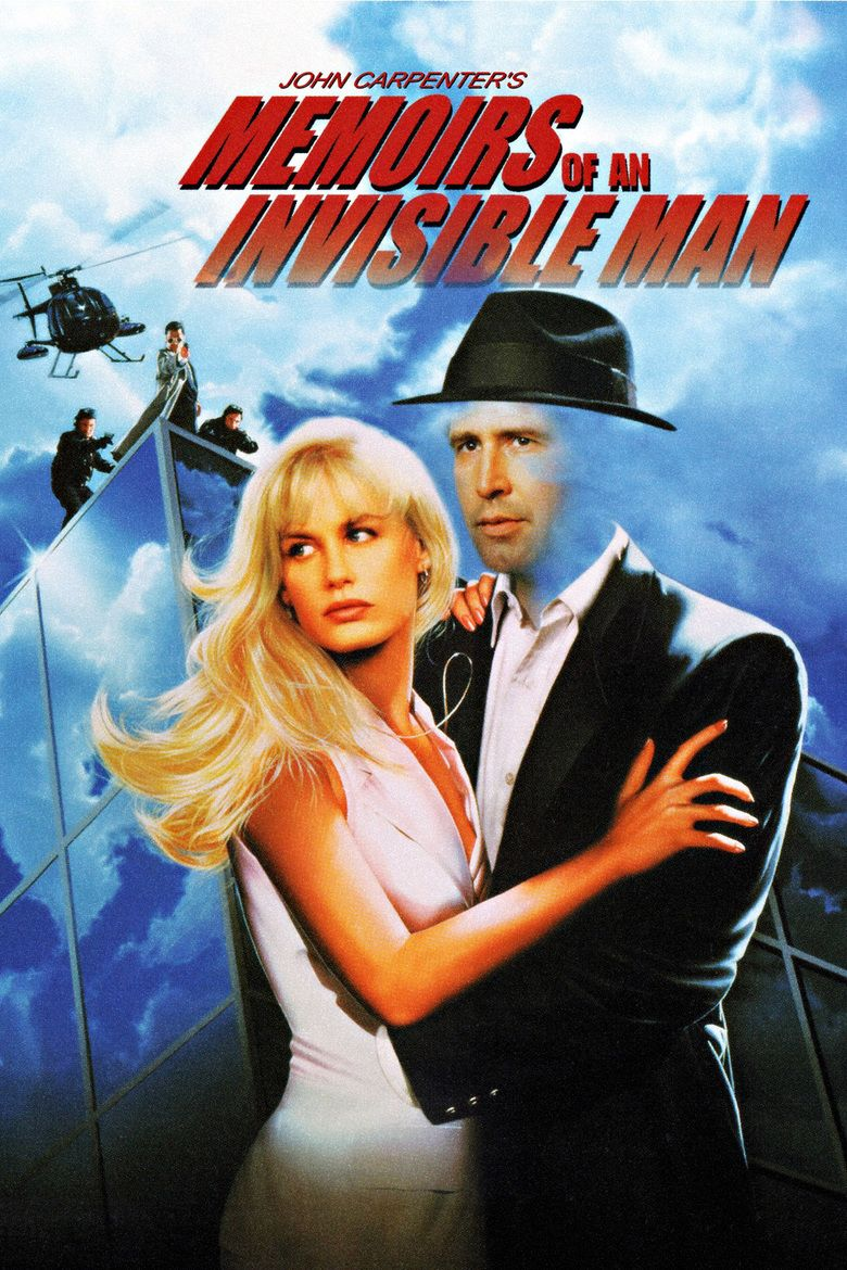 Memoirs of an Invisible Man (film) movie poster
