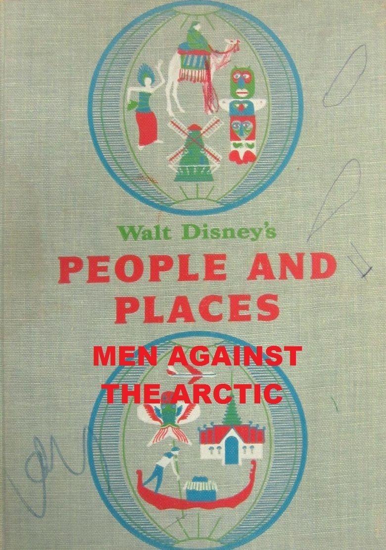 Men Against the Arctic movie poster