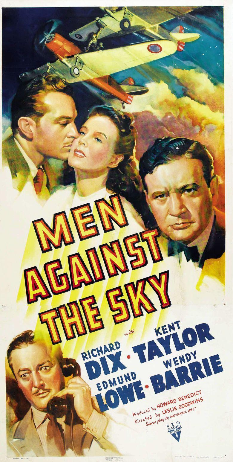 Men Against the Sky movie poster