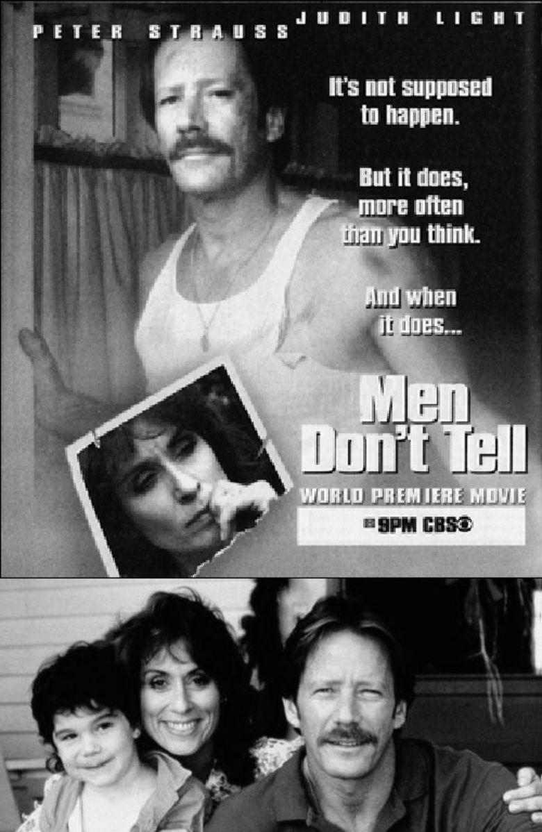 Men Dont Tell movie poster