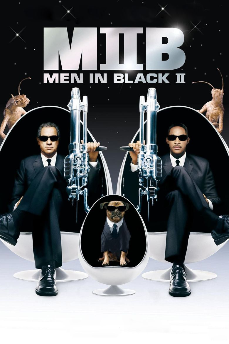 Men in Black II movie poster