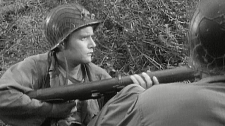 Men in War movie scenes