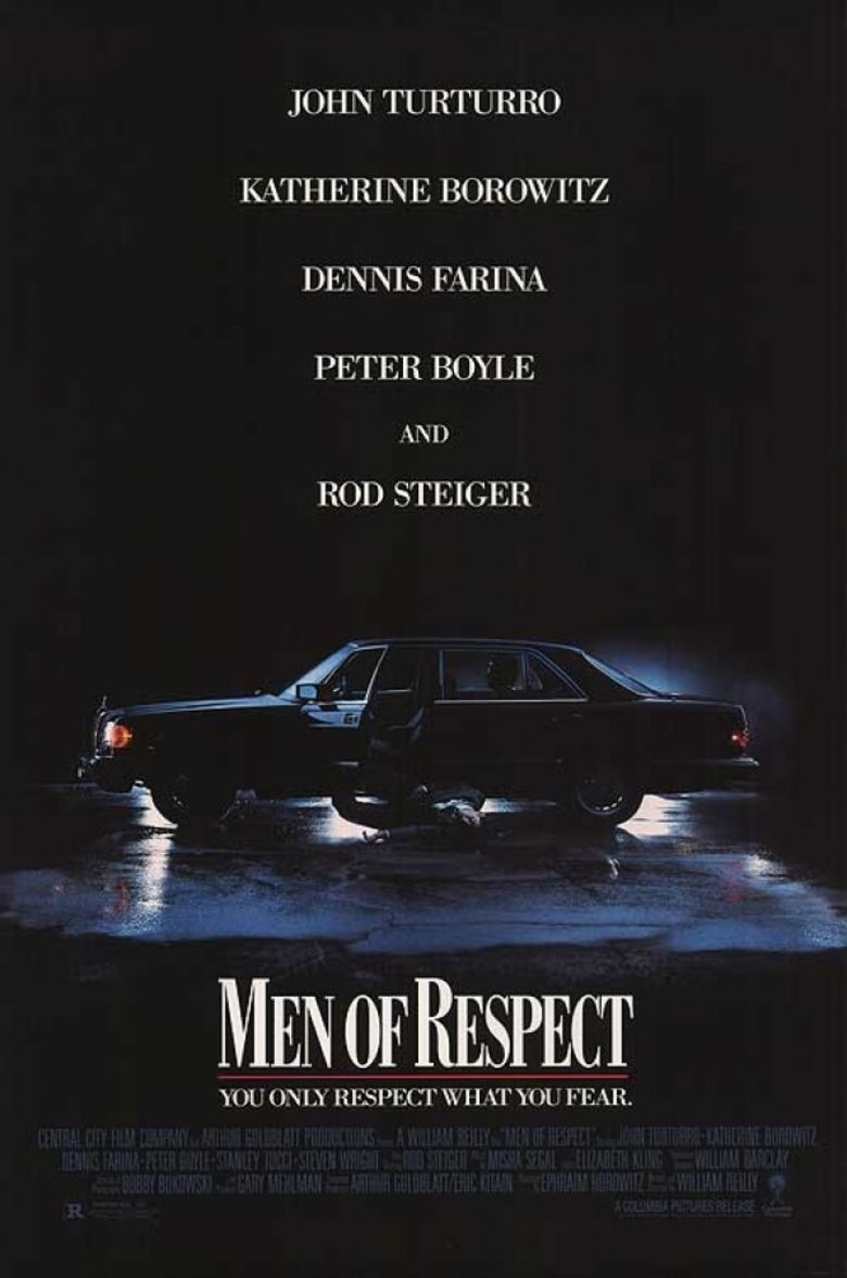 Men of Respect movie poster