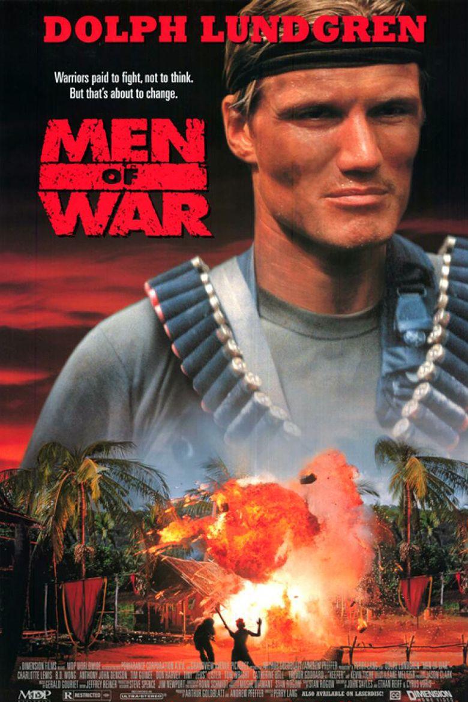 Men of War (film) movie poster