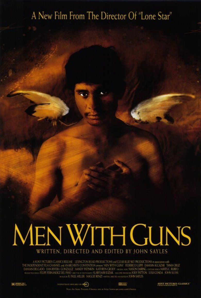 Men with Guns movie poster