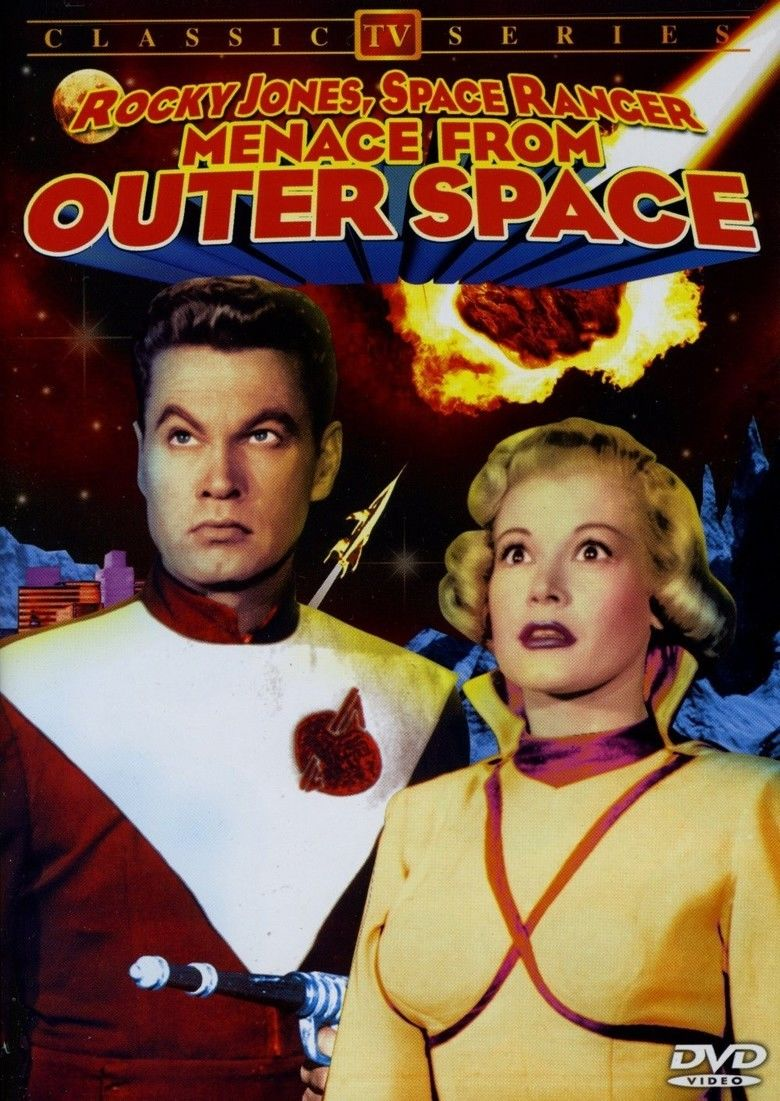 Menace from Outer Space movie poster
