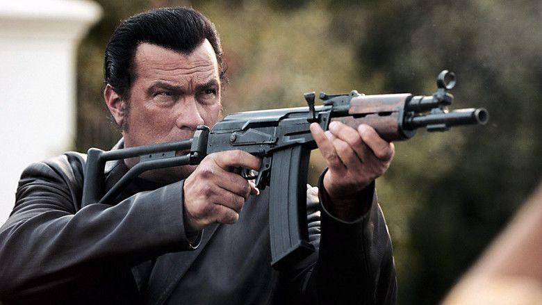 Mercenary for Justice movie scenes
