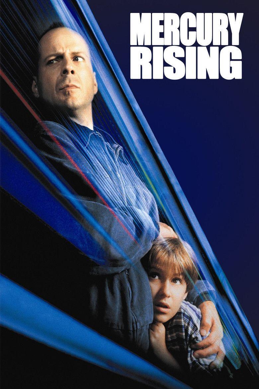Mercury Rising movie poster