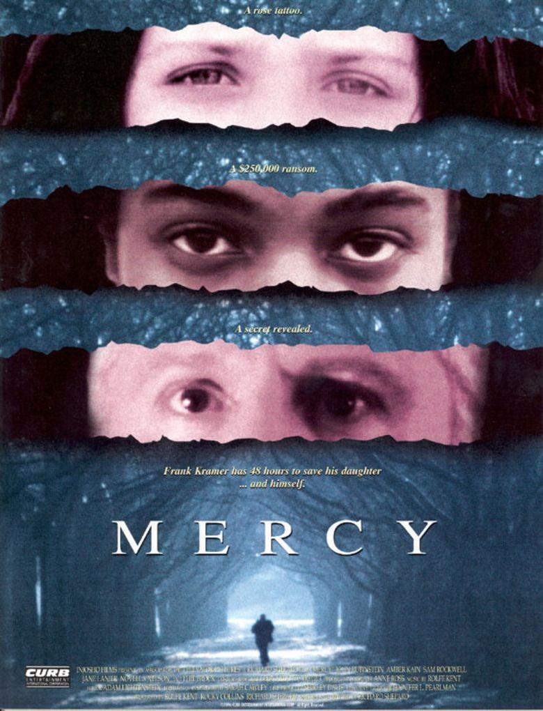 Mercy (1995 film) movie poster
