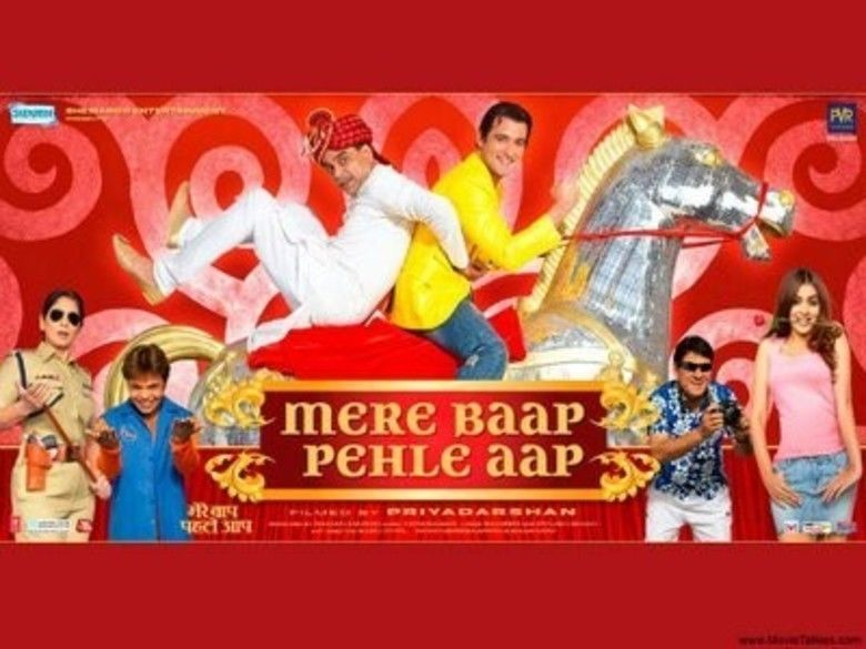 Mere Baap Pehle Aap movie scenes