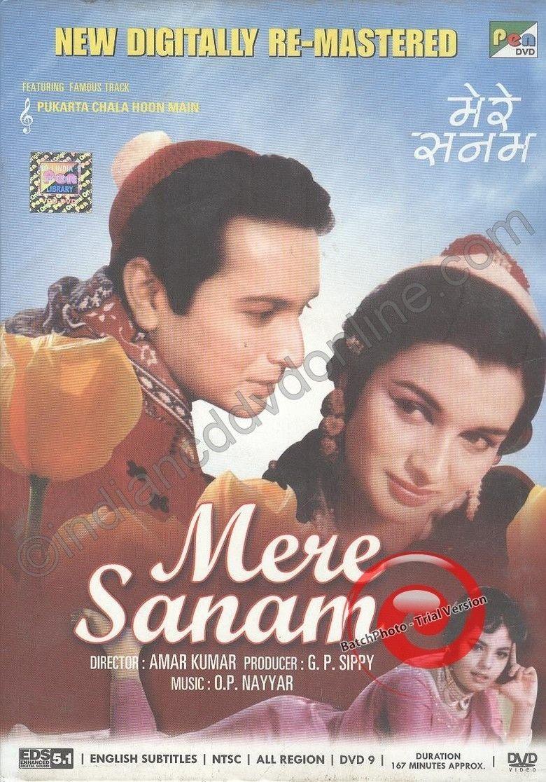 Mere Sanam movie poster