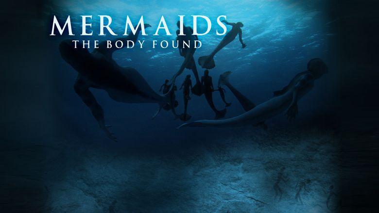 Mermaids: The Body Found movie scenes