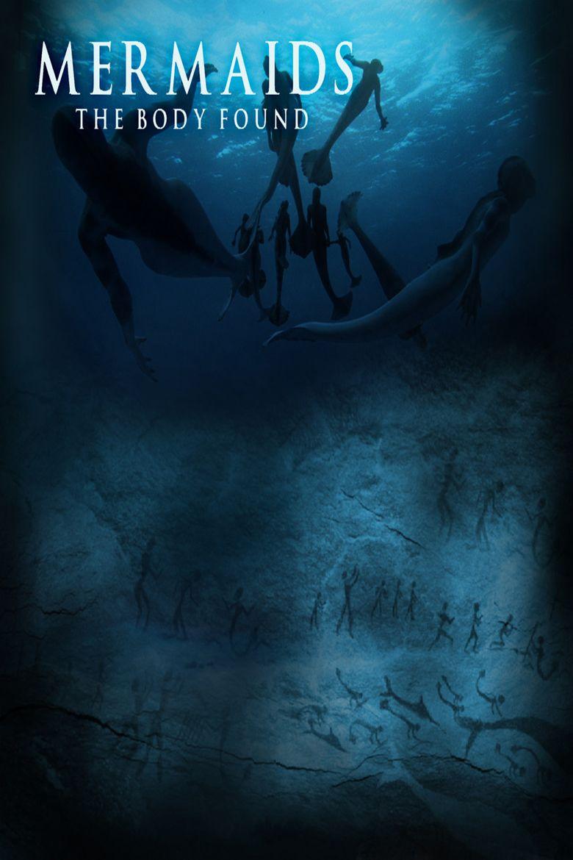 Mermaids: The Body Found movie poster