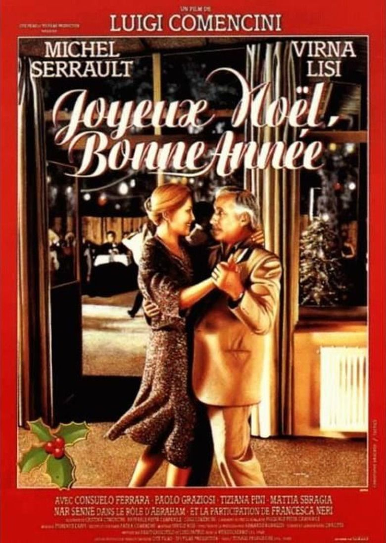 Merry Christmas Happy New Year movie poster