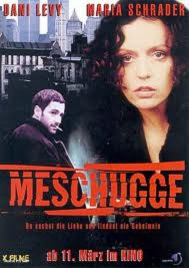 Meschugge movie poster