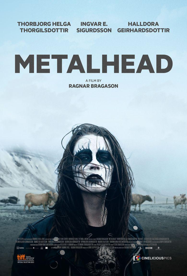 Metalhead (film) movie poster