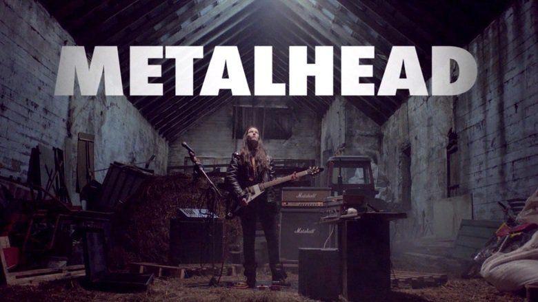 Metalhead (film) movie scenes