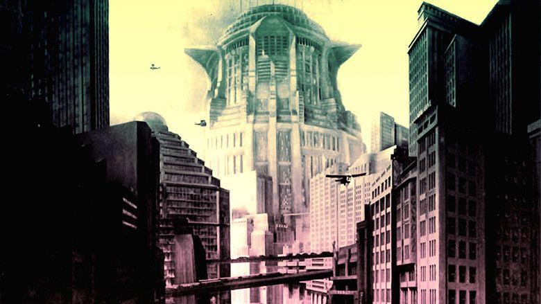 Metropolis (1927 film) movie scenes