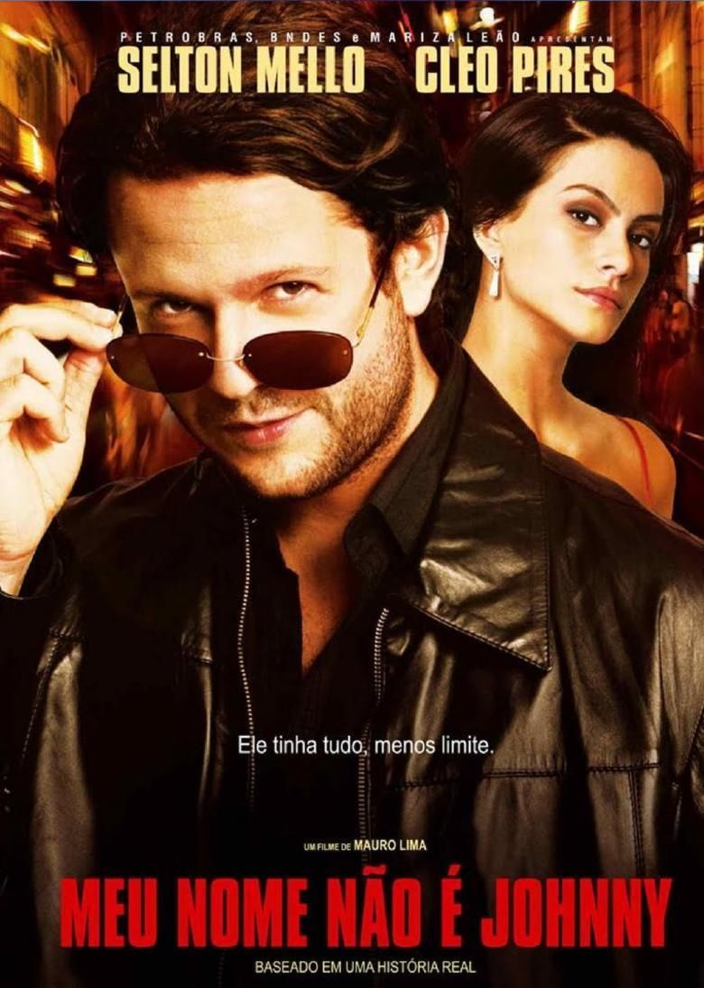 Meu Nome Nao E Johnny movie poster