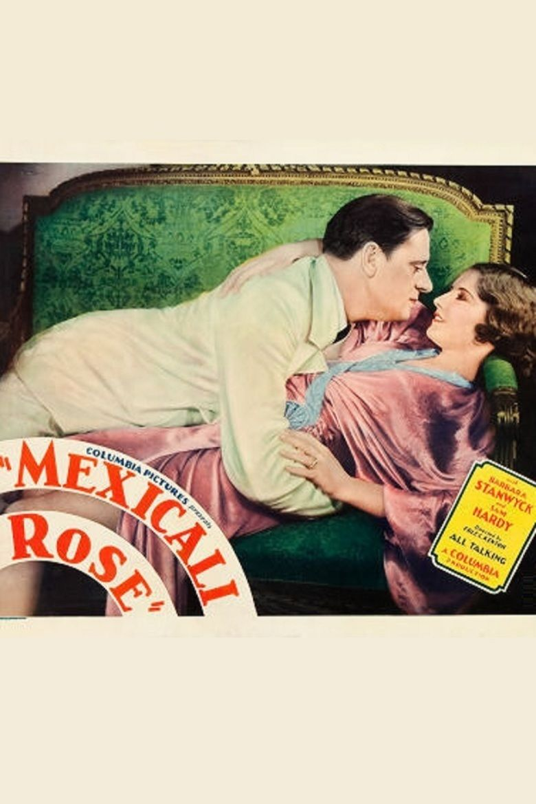 Mexicali Rose (1929 film) movie poster