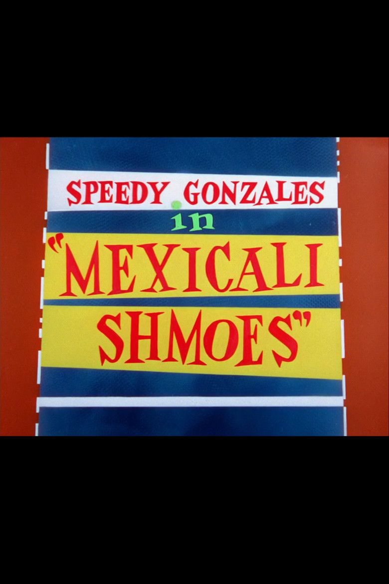 Mexicali Shmoes movie poster