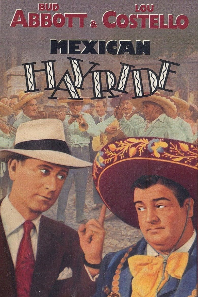 Mexican Hayride movie poster