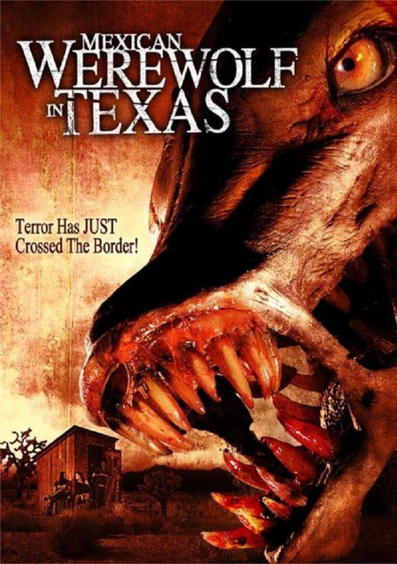 Mexican Werewolf in Texas movie poster