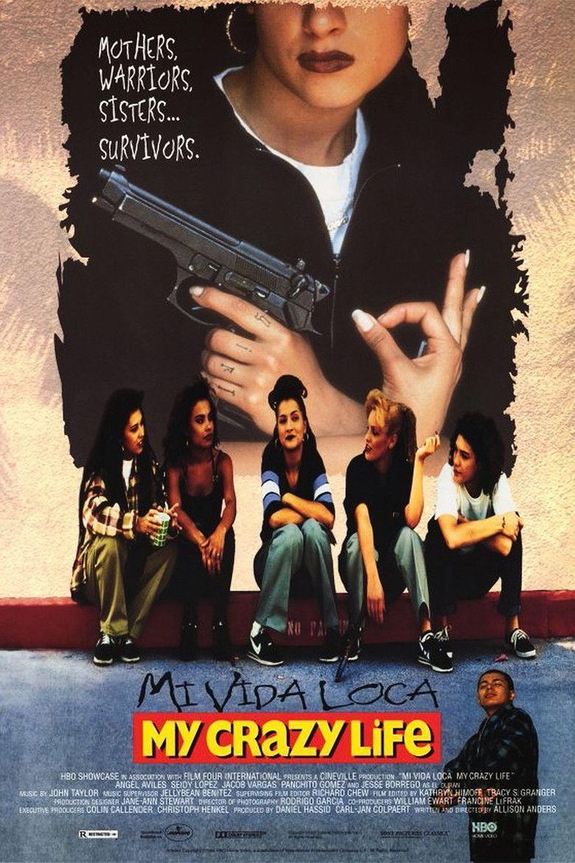 Mi Vida Loca movie poster