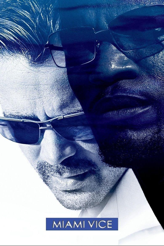 Miami Vice (film) movie poster