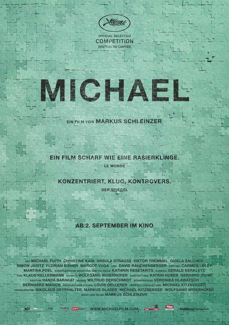 Michael (2011 Austrian film) movie poster