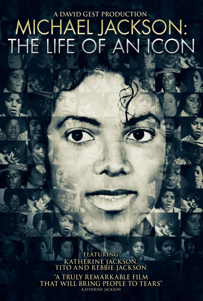Michael Jackson: The Life of an Icon movie poster