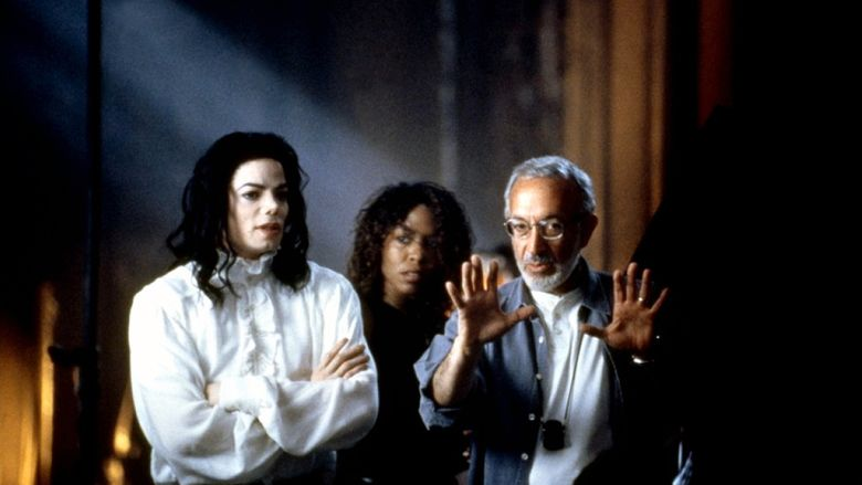 Michael Jacksons Ghosts movie scenes