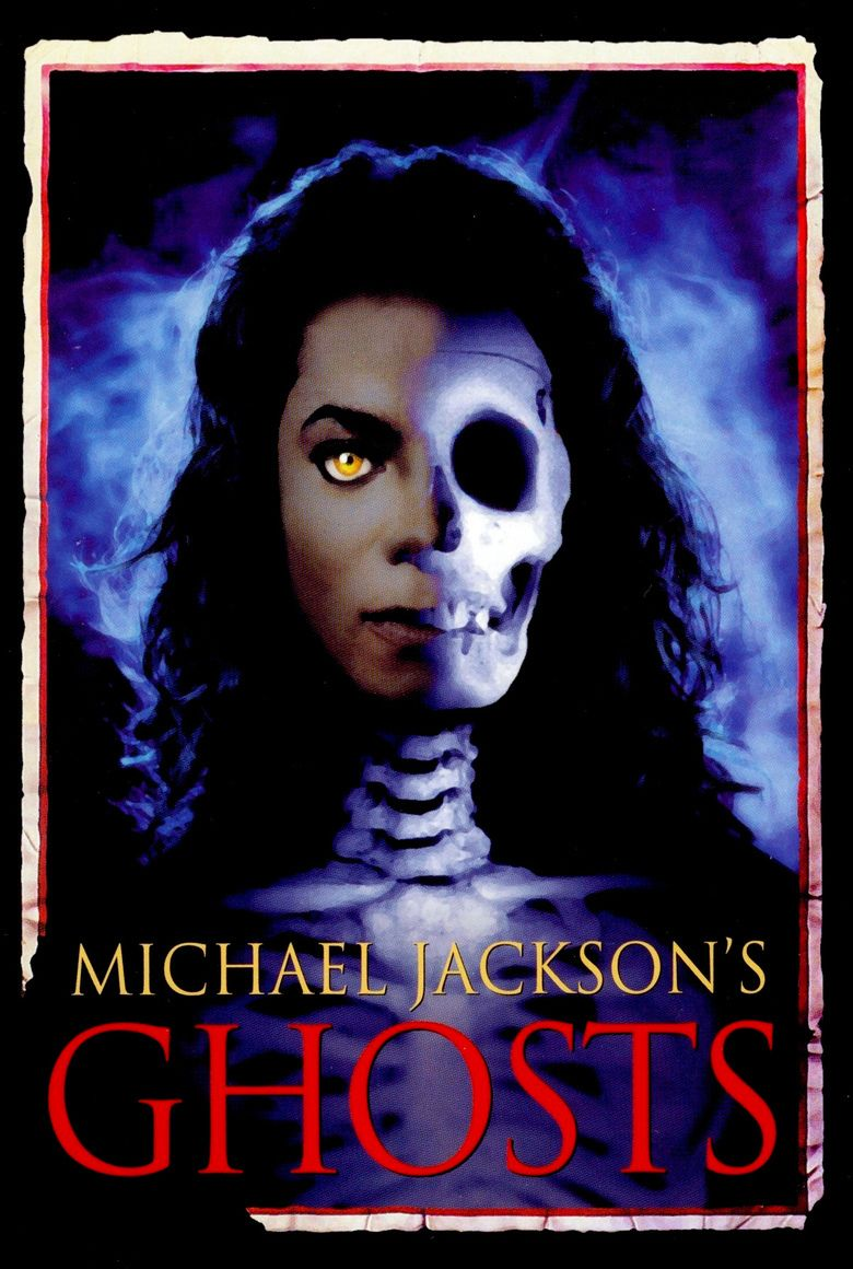 Michael Jacksons Ghosts movie poster