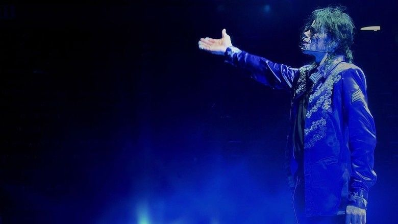 Michael Jacksons This Is It movie scenes