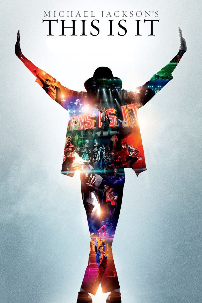 Michael Jacksons This Is It movie poster