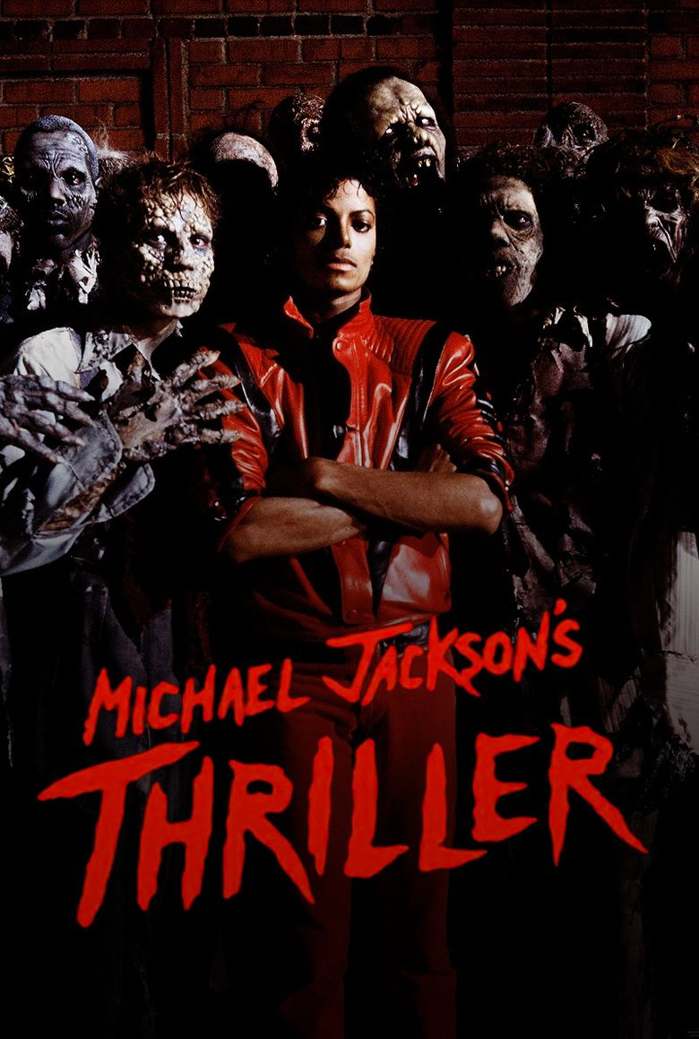 Michael Jacksons Thriller (music video) movie poster