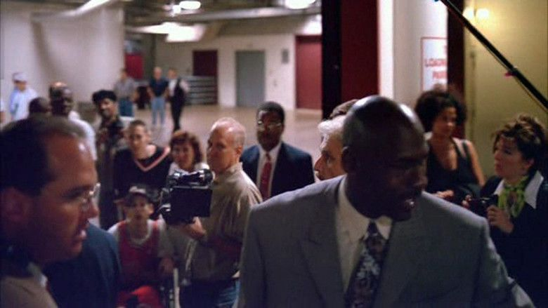 Michael Jordan to the Max movie scenes