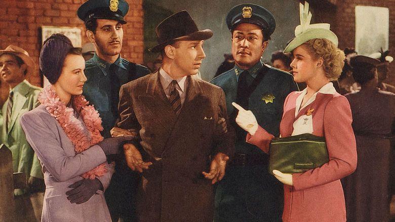 Michael Shayne, Private Detective movie scenes