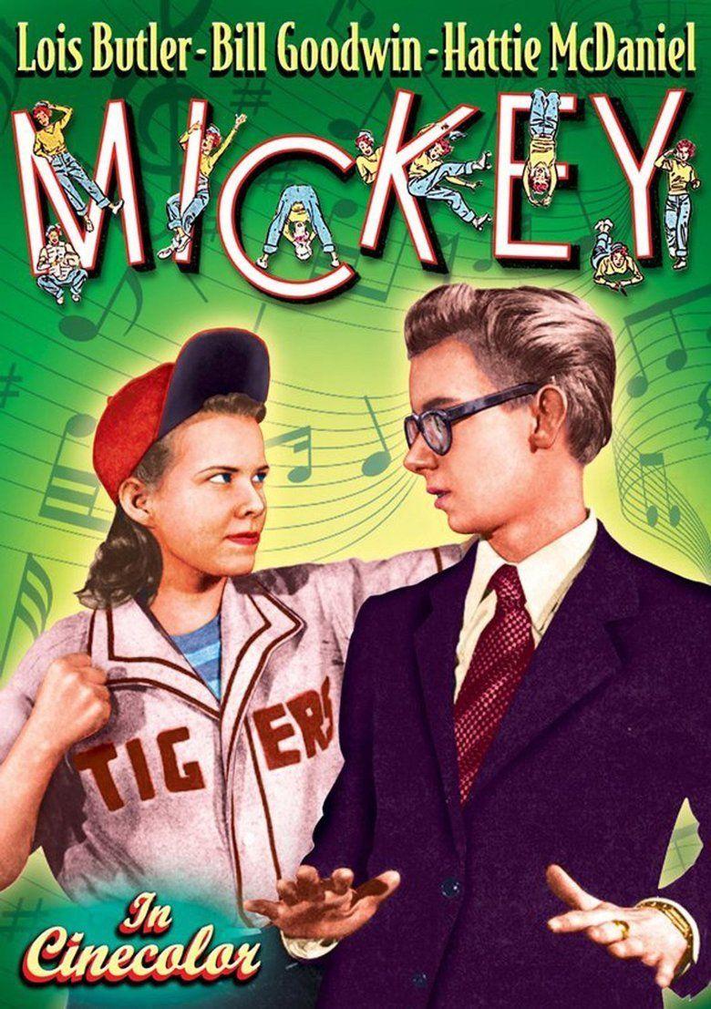 Mickey (1948 film) movie poster